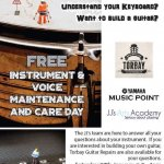 Drop In Instrument Maintenance and Care Session