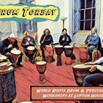Drum Torbay - world roots drum and percussion workshops