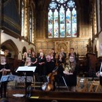 Exeter Chorale and Players : Veni sponsa Christi @TorreAbbey