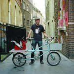 Exhibition: Journeyman  - stories of craft from a bicycle