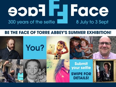 Face2Face - Selfie Competition - great prizes!