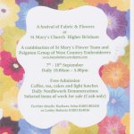 Festival of Fabric & Flowers