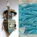 Fish, ships and quays