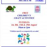 FREE Children's Craft Activities