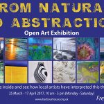 From Natural to Abstraction - Open Art Exhibition