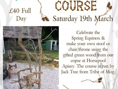 Hedgerow furniture course