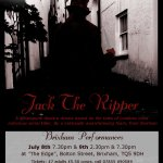 Jack The Ripper (steampunk theatre show) Brixham