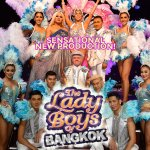 Lady Boys of Bangkok: The Greatest Showgirls Tour