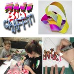 Make 3D Graffiti Art