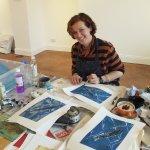 Make Space: Rosie Burns is Artist in Residence