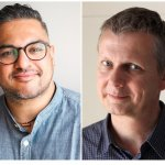 Matt Harvey and Nikesh Shukla