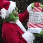 Meet The Mischief - Making Grinch @ Torquay Museum This Christma