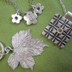 Metal Clay Silver Jewellery Making