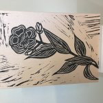 Mother's Day Lino Print Workshop