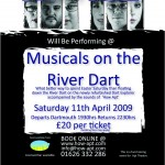 Musicals on the River Dart