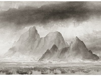 Norman Ackroyd: North South East West