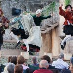 Outdoor theatre: 'The Comedy of Errors'