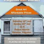 Paignton Art Market