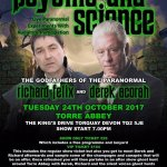 Physic & Science Evening with Derek Acorah
