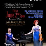 Piano&Violin Recital