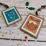 Present Maker: a Christmas exhibition by SHAF artists & makers