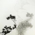 Regain'd: drawing, painting, analogue photography by Emma Hambly