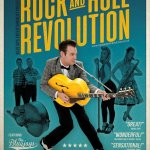 Rock and Roll revolution featuring The Bluejays