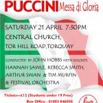 Rossini & Puccini Concert