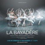 ROYAL BALLET LIVE: LA BAYADERE (12A)