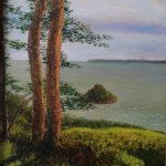 Sands Road Framing Shop/Gallery Features Antonina Johns In Sept