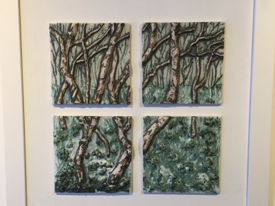 Sands Road Gallery Features Anne Furness' Ceramic Art In April