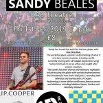 Sandy Beales Talk at Newton Abbot College