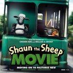 Shaun the Sheep Movie [U]
