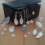 Silver Jewellery Making Christmas Workshop - Metal Clay Magic!