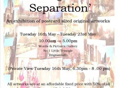 Six Degrees of Separation Exhibition