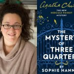 Sophie Hannah book signing