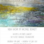 Summer Light - New Painting By Rachael Bennett