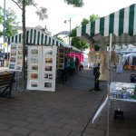 TEIGNMOUTH ART & CRAFT MARKET DAYS 2016
