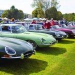 The 2017 Great West  Jaguar & Classic Car Show