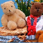 The Teddy Bears' Easter Picnic