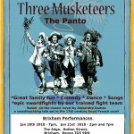 The Three Musketeers: The Panto (live theatre in Brixham)