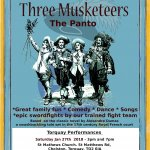 The Three Musketeers: The Panto (Live theatre, Torquay)