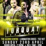 Torquay Wrestling Supershow Acorn Centre