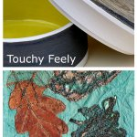 Touchy Feely - An exhibition of textiles and ceramics by Carol H