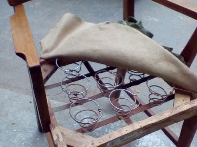 upholstery workshop 2day