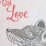 Valentine's day Lino Print