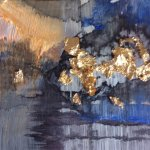 'Weather Scape' recent paintings by Caroline Wightman