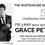 Whitehouse Sessions: Grace Petrie +  Voices Of Freedom Choir
