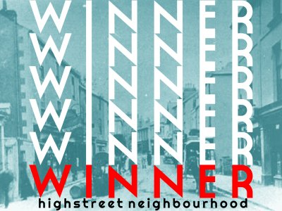 Winner: highstreet neighbourhood