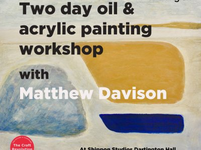 Winter Impressions – painting workshops 10